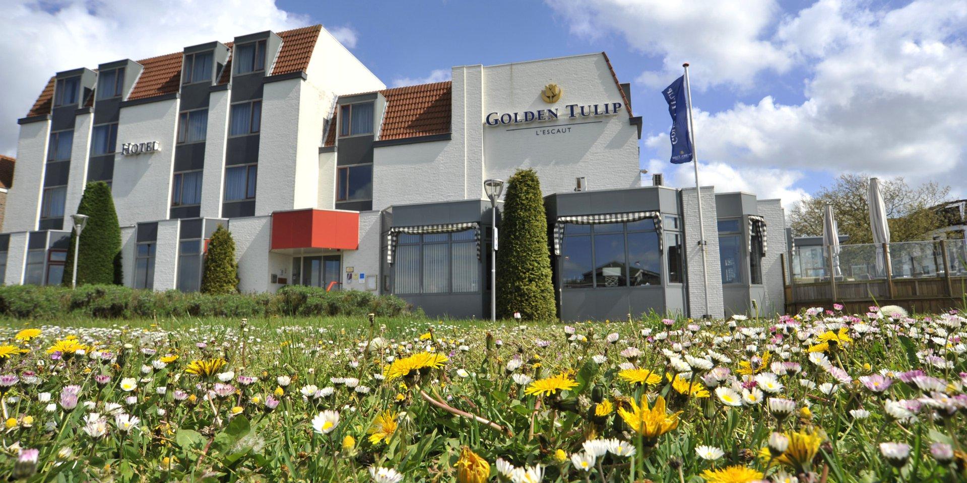 Golden Tulip Hotel L'Escaut Terneuzen